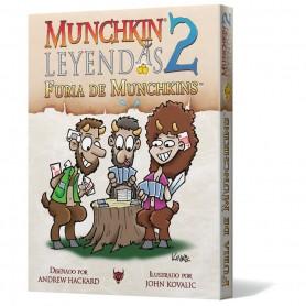 Munchkin Leyendas 2: Furia de Munchkins