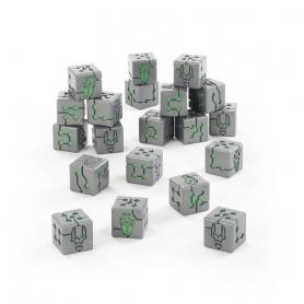 Necrons Set de dados