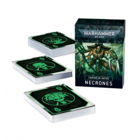 Cartas de datos: Necrones (Datacards)