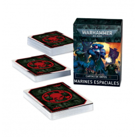 Cartas de datos: Marines Espaciales (Datacards)