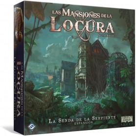 La Senda de la Serpiente - Mansiones de la Locura Segunda Edición Castellano