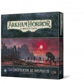 La conspiración de Innsmouth - Arkham Horror: El juego de cartas