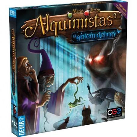 copy of Alquimistas