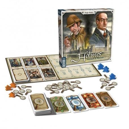 Holmes, Sherlock & Mycroft