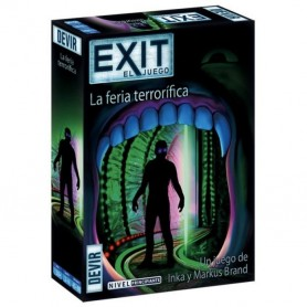 copy of Exit - El museo misterioso