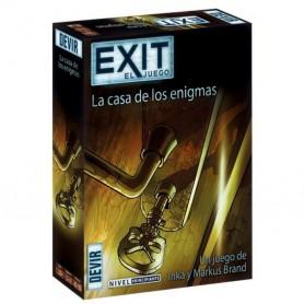 Exit 11- La Casa de los Enigmas