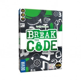 Break the Code, edición es español