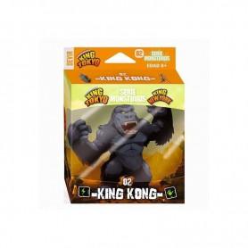 King of Toyko/New York Serie Monstruos - King Kong