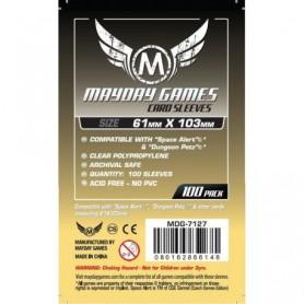 Fundas Magnum Space 61 X 103 MM Space Alert / Dungeon Petz Size