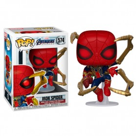 copy of Spider-Man: Far From Home POP! Movies Vinyl Spider-Man (Hero Suit) 9 cm