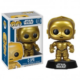 Figura Funko Pop! C-3PO 13