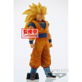 Figura Grandista Nero Son Goku Dragon Ball Z