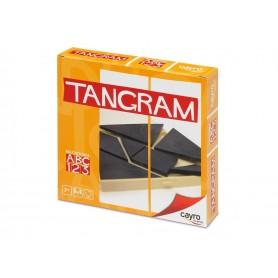 Tangram en Caja de Plástico