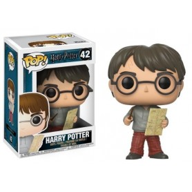 Figura Funko Pop! Vinyl Harry Potter con el Mapa 42