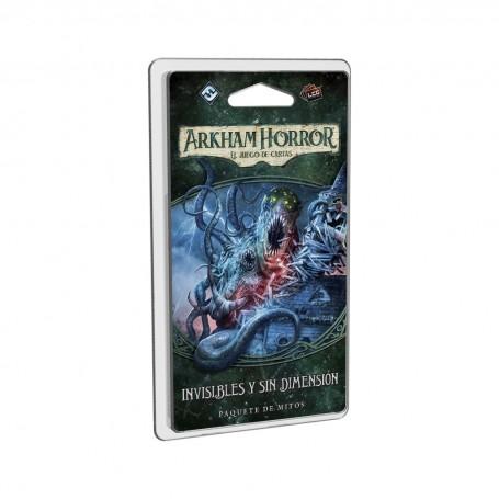 Invisibles y sin dimensión - Arkham Horror: El juego de cartas