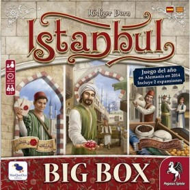 Istanbul Big Box - Castellano