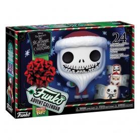 Pesadilla antes de Navidad Pocket POP! Calendario de adviento