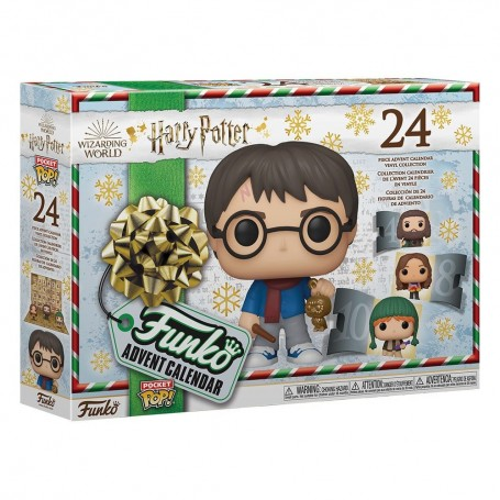 Harry Potter Pocket POP! Calendario de adviento