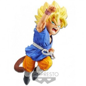 Figura Super Saiyan Son Goku Wrath of the Dragon Dragon Ball GT 13cm