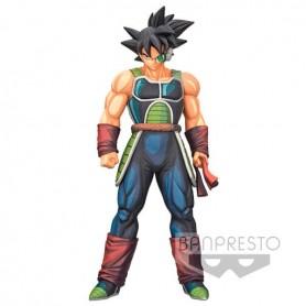 Figura Grandista Bardock Manga Dimensions Dragon Ball Z 28cm
