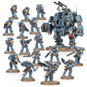 Patrulla: Space Wolves