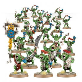 Savage Orruk Arrowboys