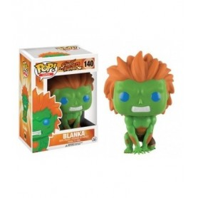 Funko POP! Blanka de Street Fighter 140