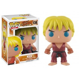 Funko POP! Ken de Street Fighter 138