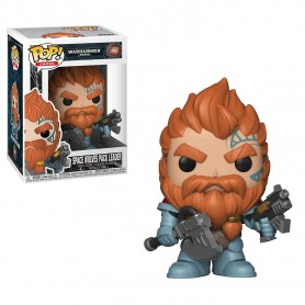 Funko POP! Space Wolves Pack Leader - Warhammer 40K