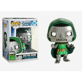 Funko POP! Doctor Doom - Los 4 Fantásticos