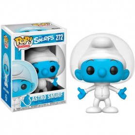Funko POP! Astro Smurf (Pitufo Astronauta) - Los Pitufos