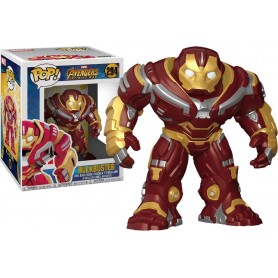 Funko POP! 294 Hulkbuster 15 cm - Infinity War Marvel