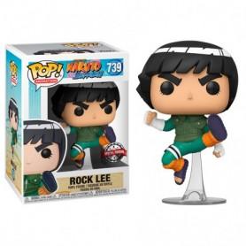 Funko POP! Naruto- Rock Lee Exc - Naruto