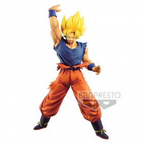 Figura Maximatic The Son Goku Dragon Ball Z 25cm