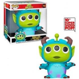 Figura POP Disney Pixar Alien Remix Sulley 25cm