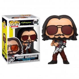 copy of Figura POP Cyberpunk 2077 Johnny Silverhand