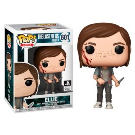 Figura POP! The Last Of Us Ellie