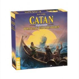 Piratas y Exploradores de Catán