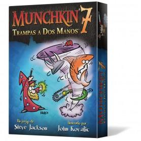copy of Munchkin 2: Hacha Descomunal