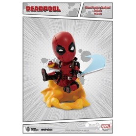 Marvel Comics Figura Mini Egg Attack Deadpool Ambush 9 cm