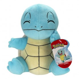 Pokémon Peluche Squirtle 20 cm