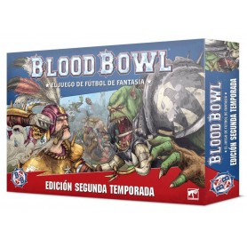 Blood Bowl - Edición Segunda Temporada