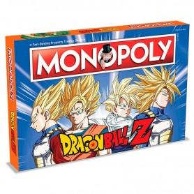 Juego monopoly Dragon Ball Z