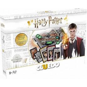 Juego cluedo Harry Potter Castellano Caja Blanca