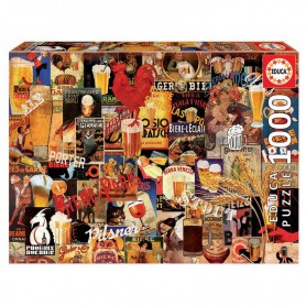 copy of Puzzle Cervezas 1000pz