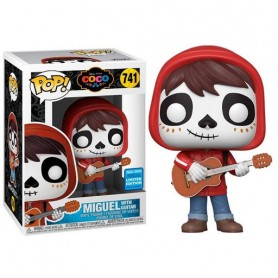 FUNKO POP! COCO - Miguel with Guitar - Wondrous 2020 LIMITED EDITION
