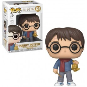Harry Potter Figura POP! Vinyl Holiday Harry Potter 9 cm 122