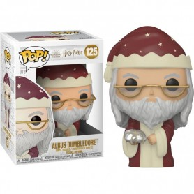 copy of Harry Potter Figura POP! Vinyl Holiday Harry Potter 9 cm 122