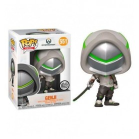 Overwatch POP! Games Vinyl Figura Genji 9 cm
