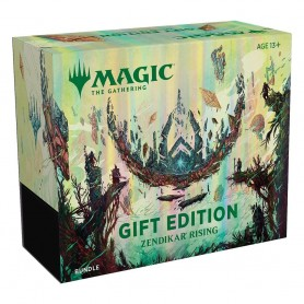Magic the Gathering Zendikar Rising Bundle Gift Edition inglés